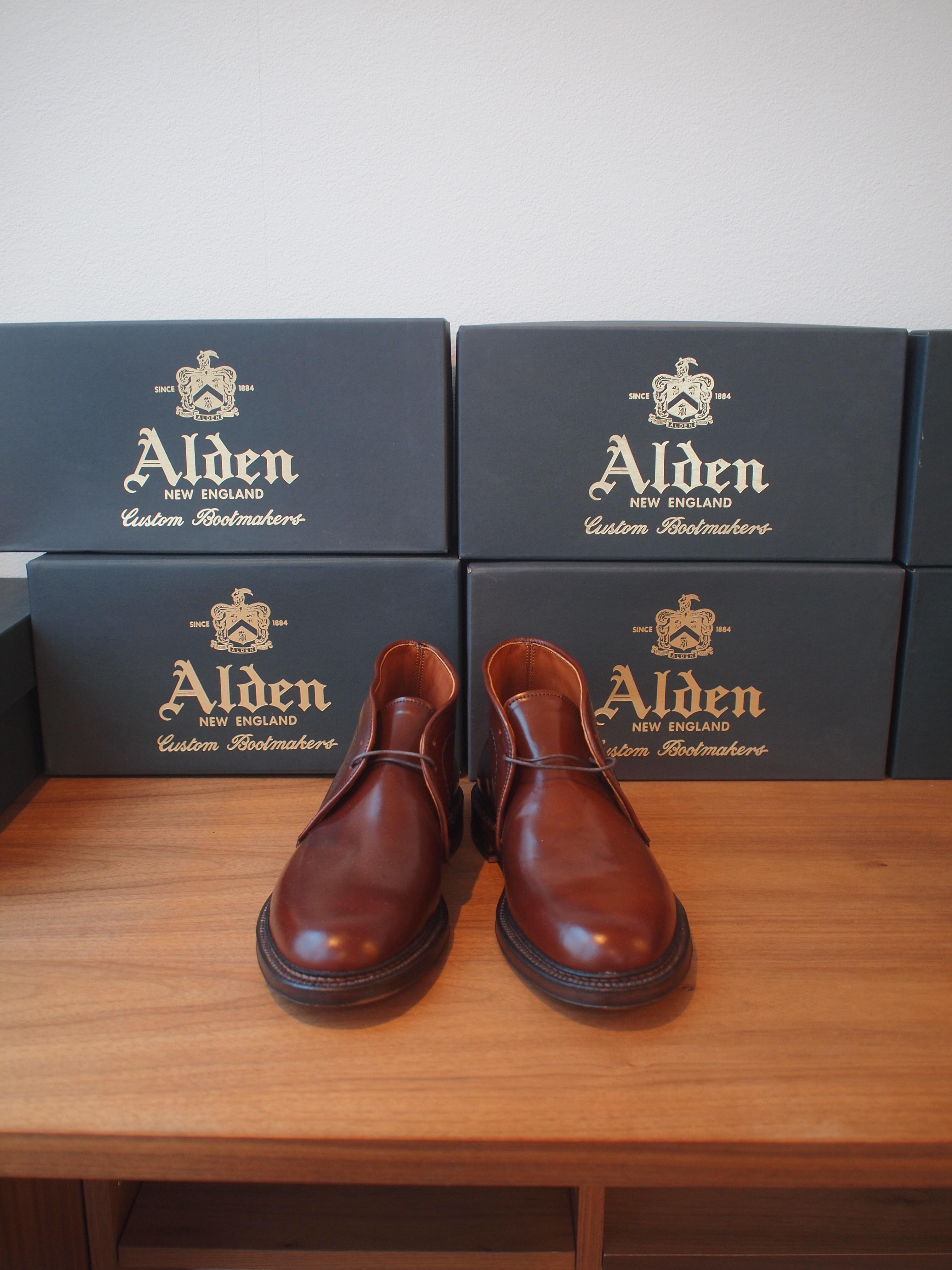 Alden Ravello Chukka Boot