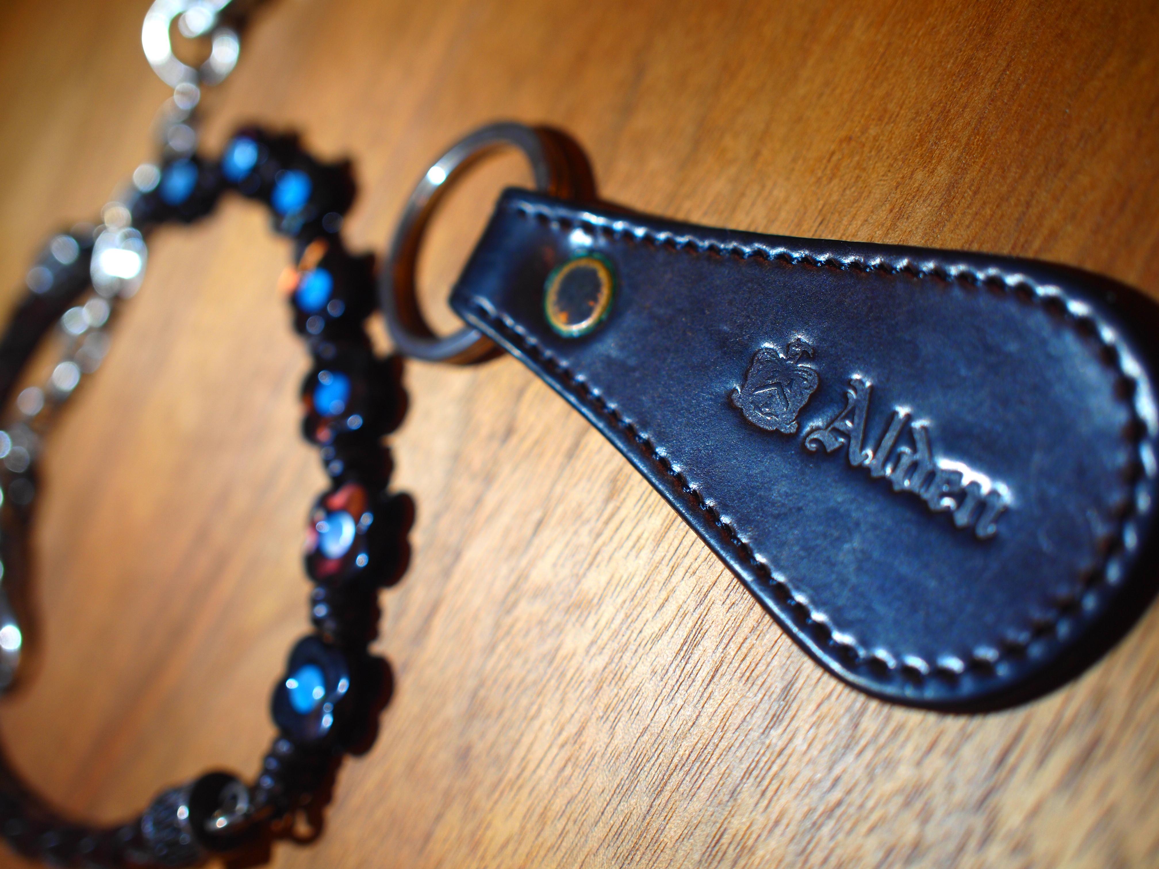 Alden key holder Lardini keychain