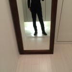 Ring Jacket Black Suit