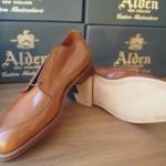 Alden Whiskey Cordovan V-Tip