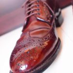 Alden Long Wing 125th Anniversary Dark Brown Cordovan