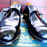 Alden Monk Strap Modified Last