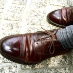 Alden Oxford Punched Cap Toe