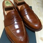 Alden Unlined Loafer United Arrows 20th Special