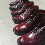 Alden Indy Boots Color8 Cordovan Tassels Special