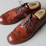 Alden ATOM Color 4 Cordovan