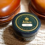 Alden Whiskey Cordovan WAX