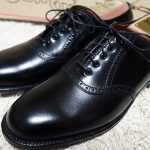 Alden Saddle Oxford especially for SHIPS