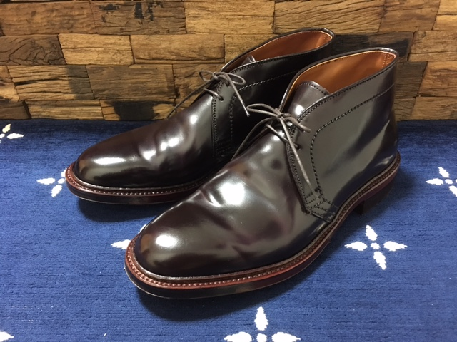 Alden Antique Chukka Boot