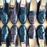 Alden Army Color8 x Black Cordovan!