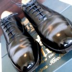 Alden Calf Plain Toe Barney's New York 10th Anniversary Model