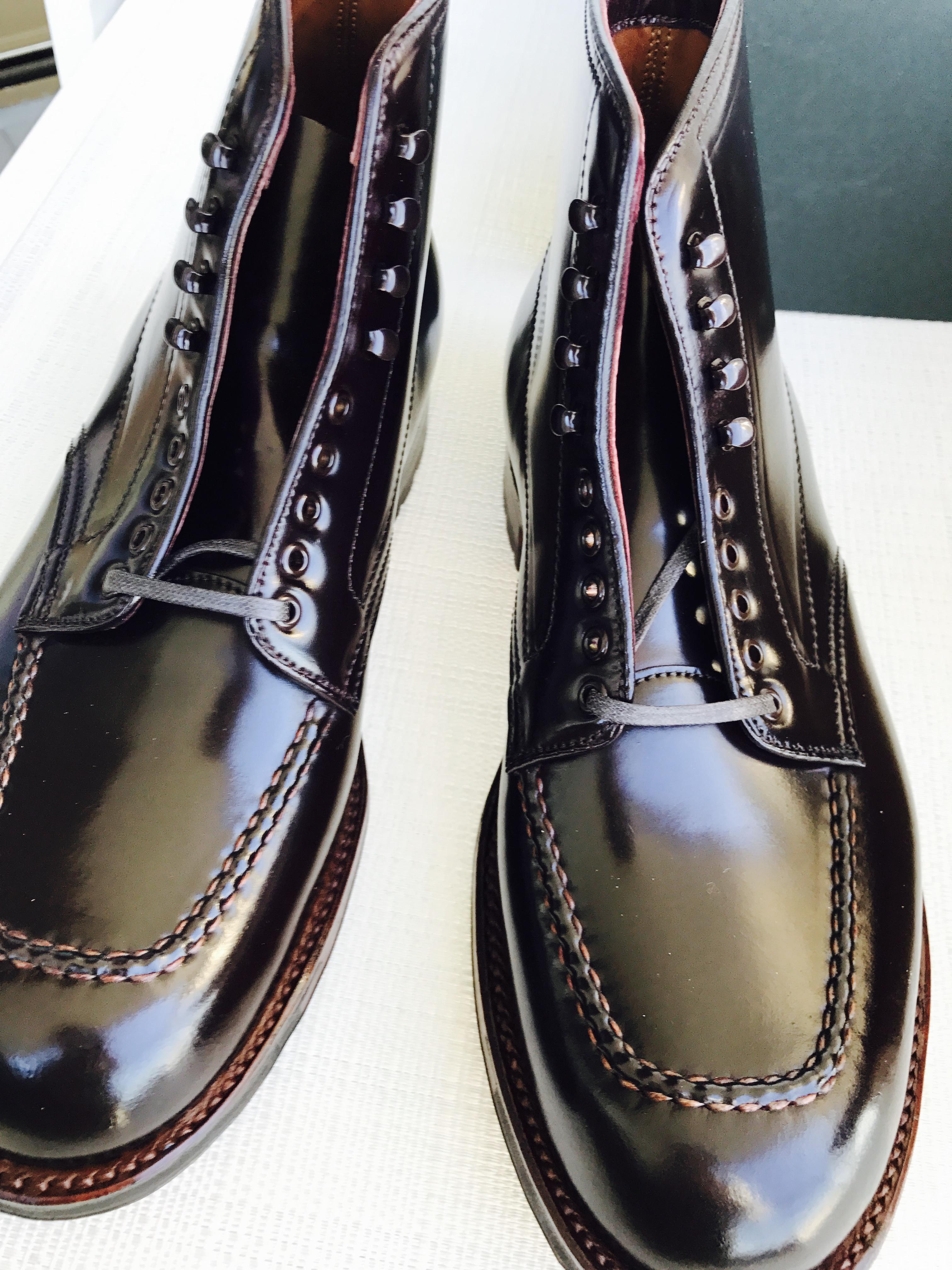 ALDEN AF134 Indy Boots