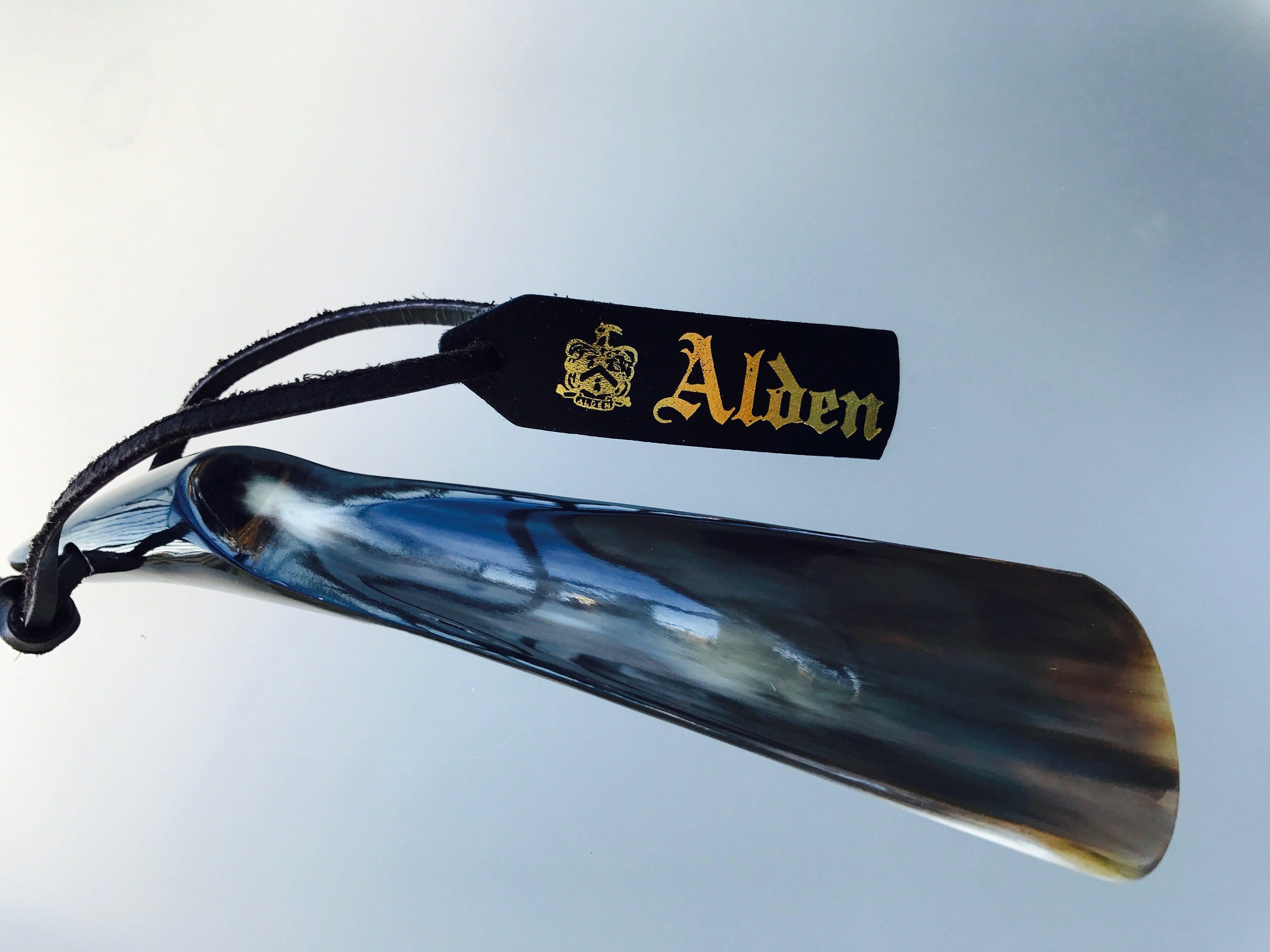 ALDEN Real Shoe Horn