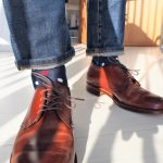 ALDEN Color4 Cordovan form Leather Soul