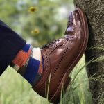 ALDEN Ravello Long Wing Tip