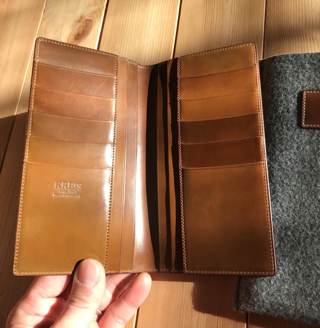 KREIS Bourbon Wallet
