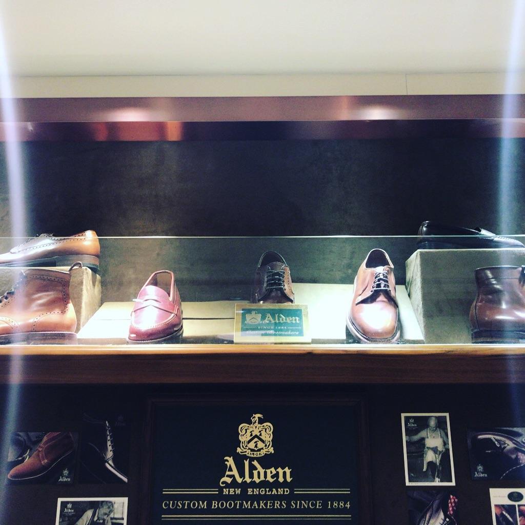 Hong Kong Tassels ALDEN Crockett&Jones