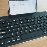 iPhone Bluetooth Keyboard