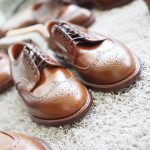 ALDEN Whiskey Short Wing Tip